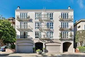 Home for sale Peaceful Mid-Century Modern Condo in Pacific Heights