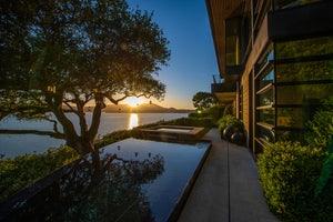 Home for sale Serene Modern Home in Belvedere Tiburon