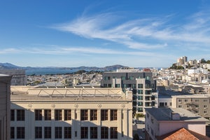 Home for sale Penthouse Condo in Pacific Heights