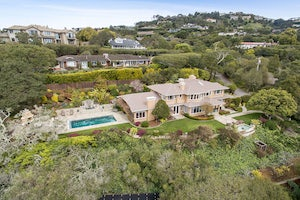 Home for sale Secluded Mediterranean Estate in Tiburon